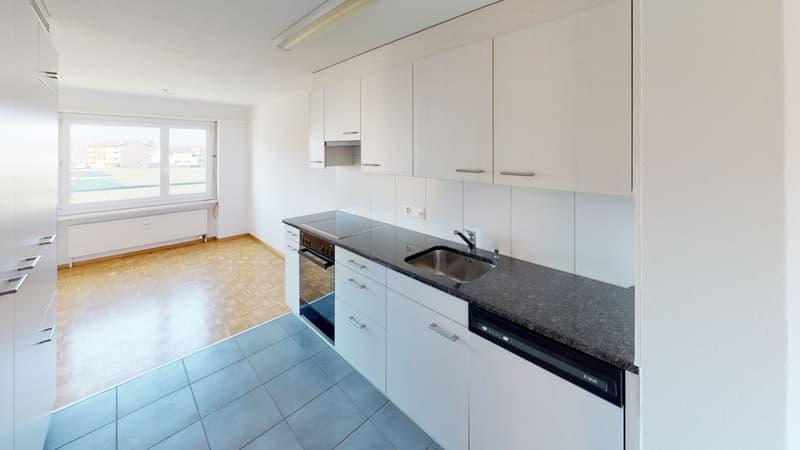 Ruhig gelegene Wohnung in der Nähe vom Bahnhof Amriswil (2)