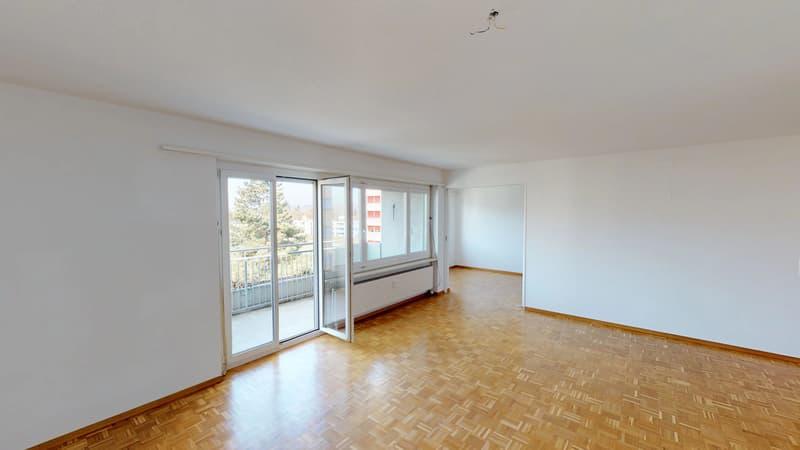 Ruhig gelegene Wohnung in der Nähe vom Bahnhof Amriswil (3)