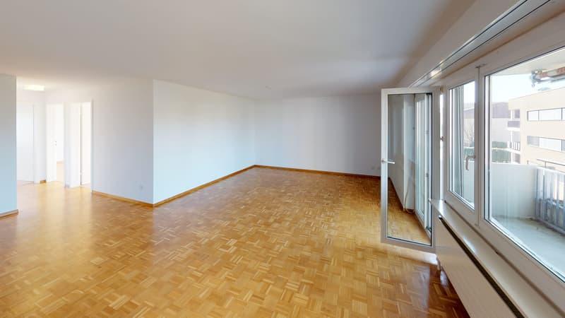 Ruhig gelegene Wohnung in der Nähe vom Bahnhof Amriswil (4)