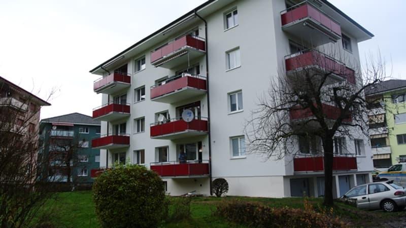 Schöne 3-Zimmerwohnung an ruhiger Lage mit Blick ins Grüne