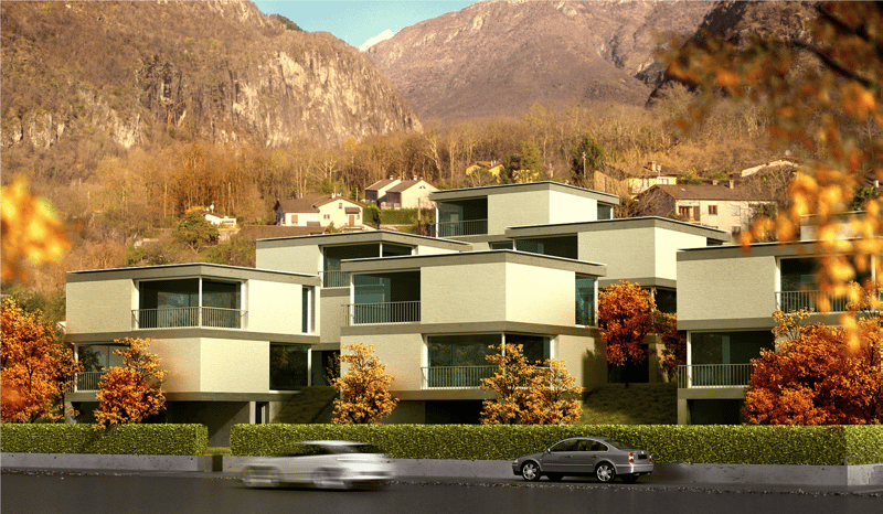 Neues 4.5 - Zimmer - Haus / Nuova casa di 4.5 locali