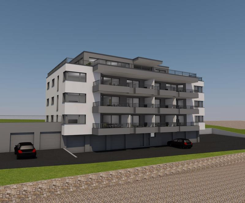 Neubau Hammer Attika mit 220 m2 Terrasse, Whirlpool, Cheminée, top Aussicht, Naturschutzgebiet Pfyn