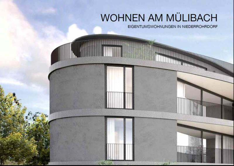 Wohnen am Mülibach in Niederrohrdorf