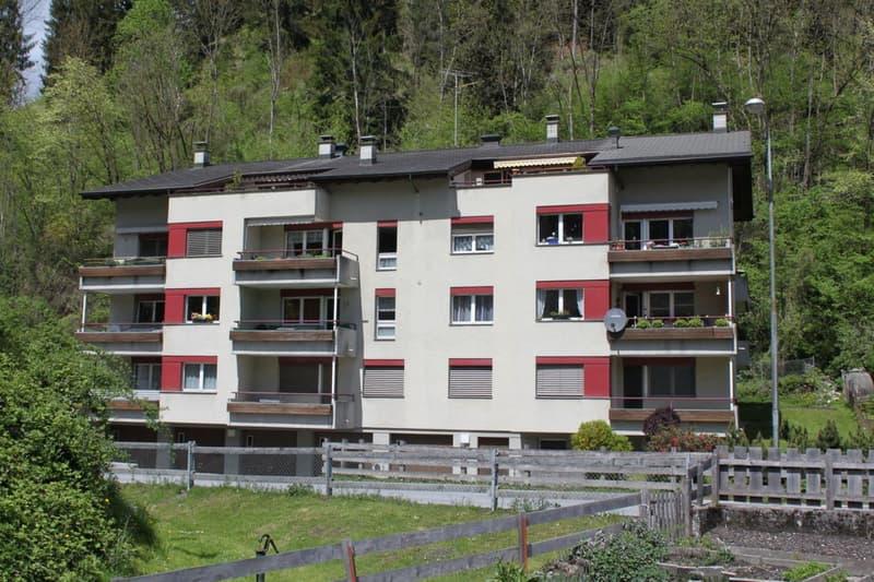4.5-Zimmerwohnung 'Farb' - in Schiers