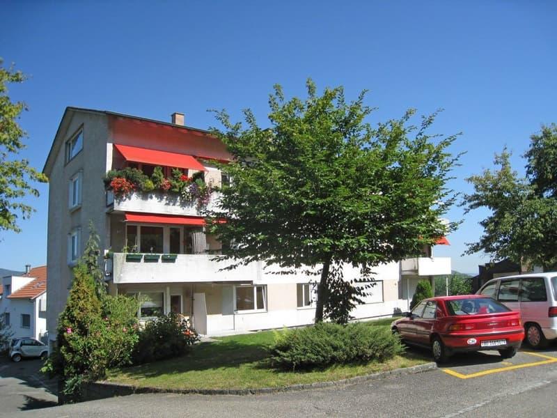 Preiswerte Single-Wohnung mit Balkon und Sicht ins Grüne
