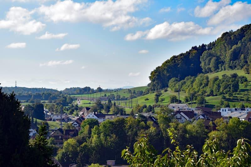 MFH Promenade - Wohnen mit Blick in die Alpen