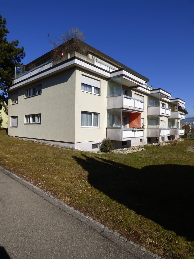 Aussenparkplatz nähe Zürichsee gesucht? (1)