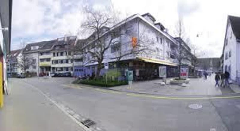 Ladenlokal in Riehen Dorf