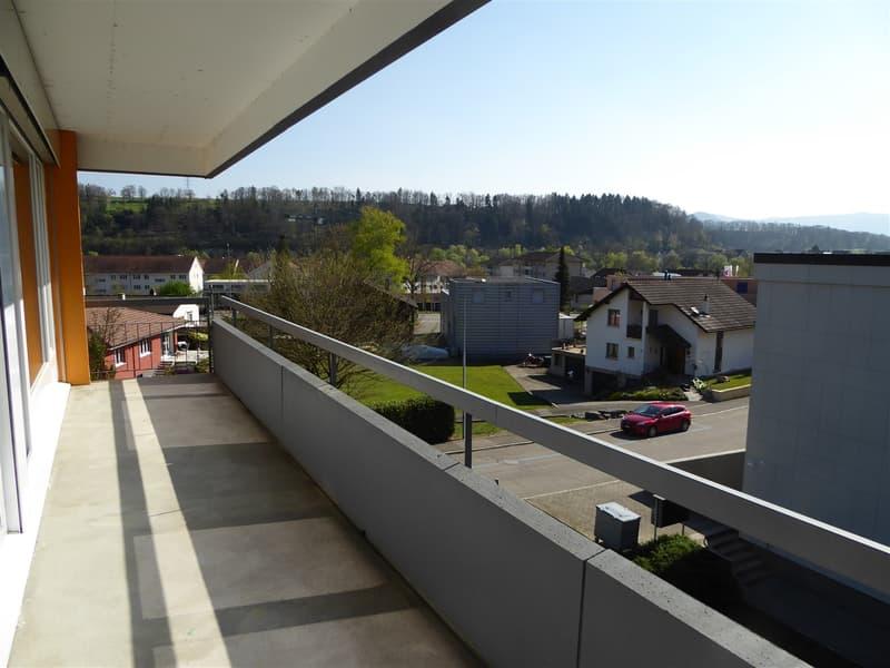 Balkon 13 m2