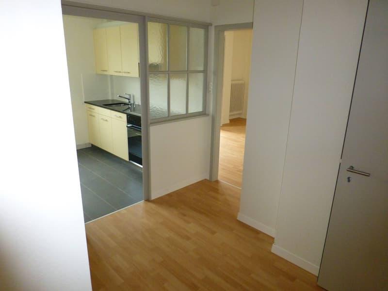 Helle, kürzlich renovierte 2-Zimmer Wohnungen