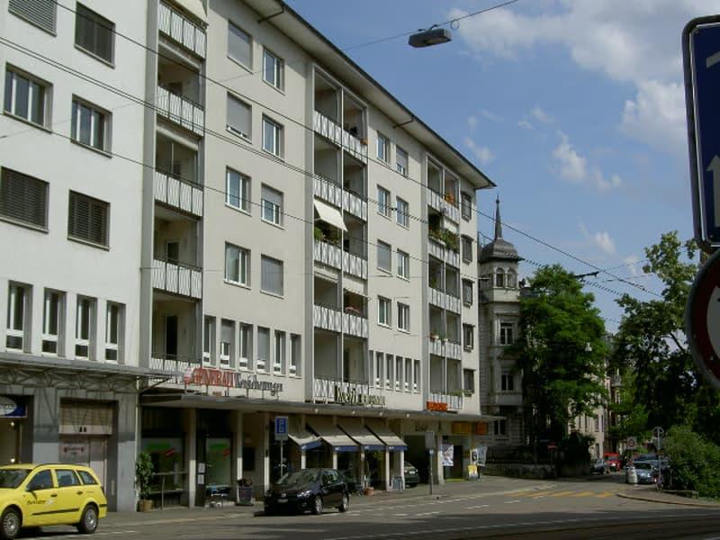 """""""Winteraktion"""" Tiefgaragenplätze im Kreis 6 nähe Schaffhauserplatz"""