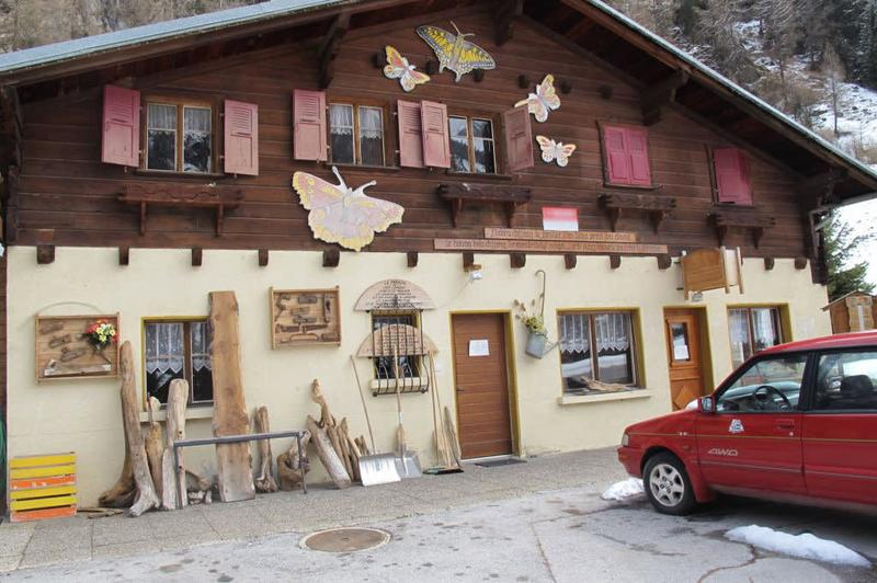 Bed and Breakfast / Pension - Zinal (Anniviers)