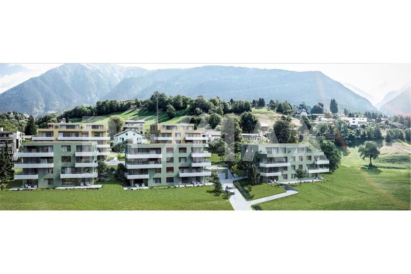 4½-Zimmer-Wohnung 1.OG Nord, Haus C (C4)