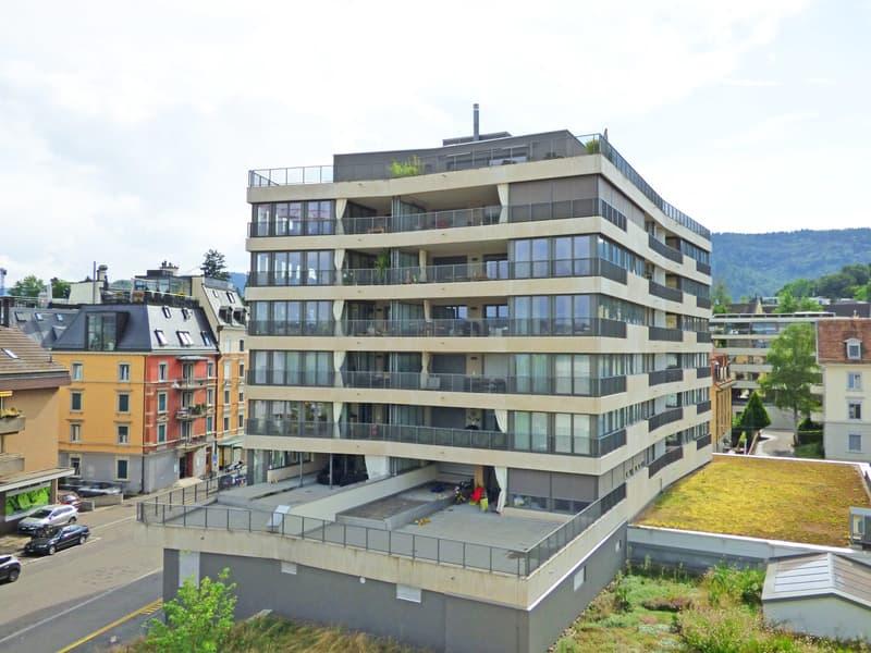 Ihre neues Zuhause - traumhafte Wohnung mit 2 Loggias in Wollishofen (2)