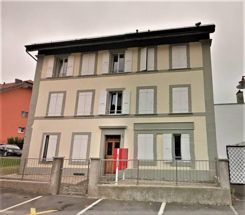 Place de la Belle-Maison 4 - 1522 Lucens
