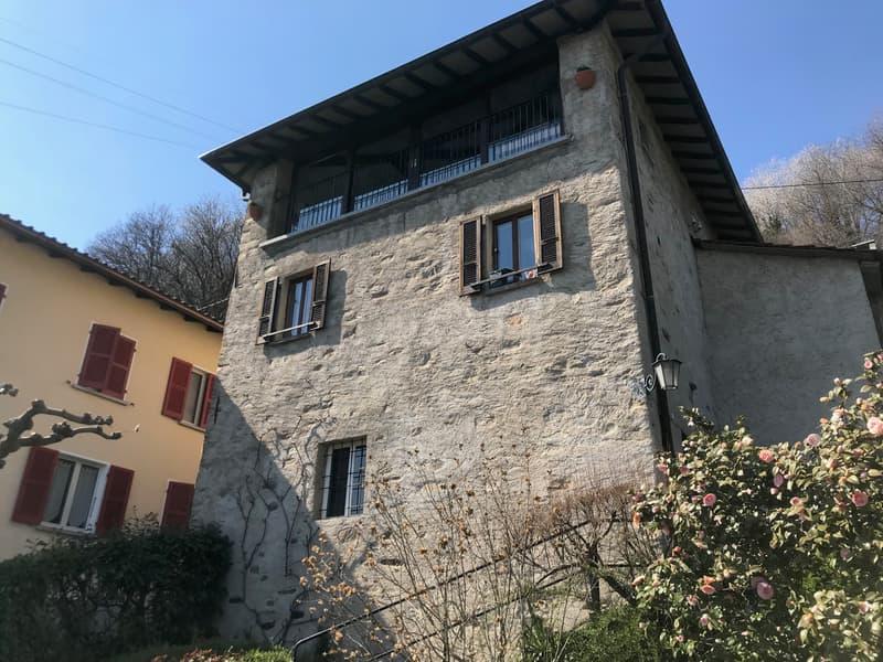 Casa unifamiliare ticinese - Bioggio