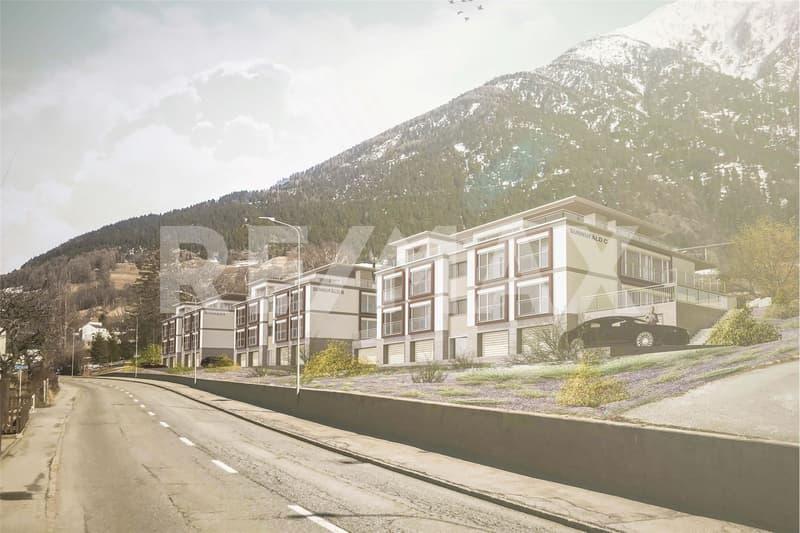 """Wohnpark """"Sunnefäld""""  -  Moderne 4 1/2 -Zimmer-Wohnung"""