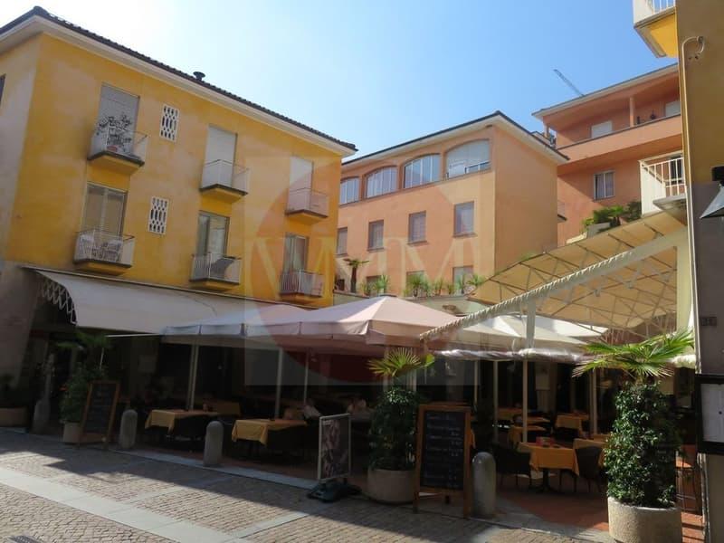 Ascona: locali commerciali centrali, in zona pedonale