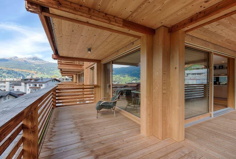 Bergwelt Grindelwald J6 - bezugsbereite möblierte Zweit-/Ferienwohnung!