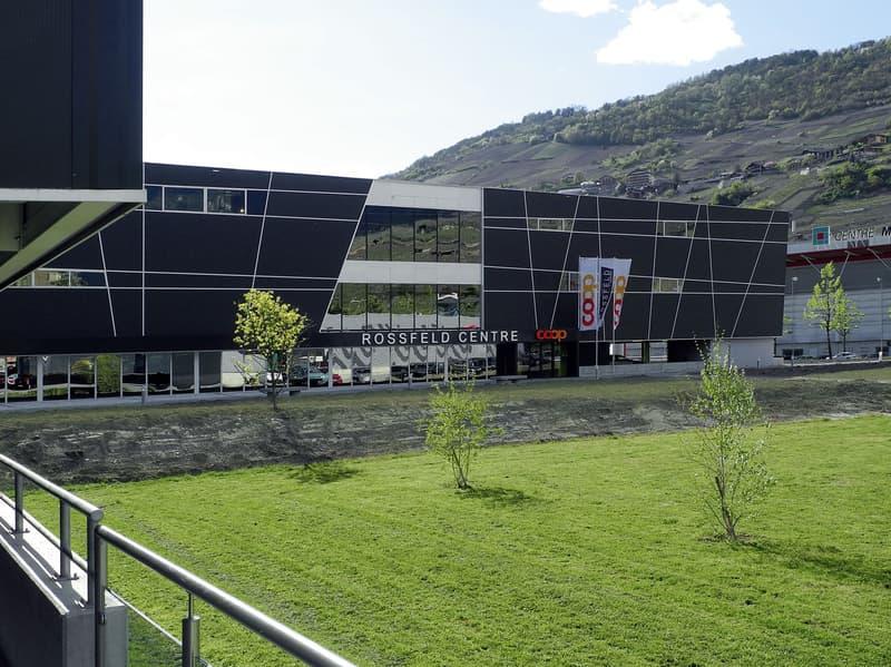 "Surface commerciale - Centre commercial ""Rossfeld"""