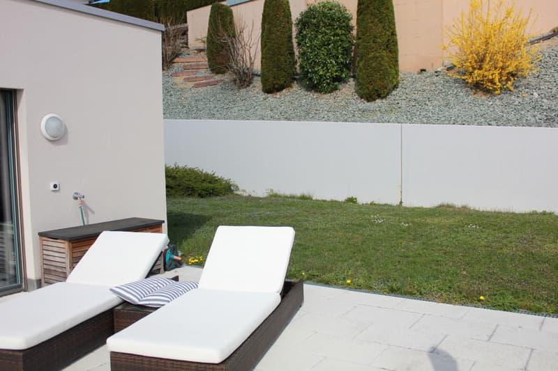 Luxus Terrassenhaus im steuergünstigen Zufikon (2)