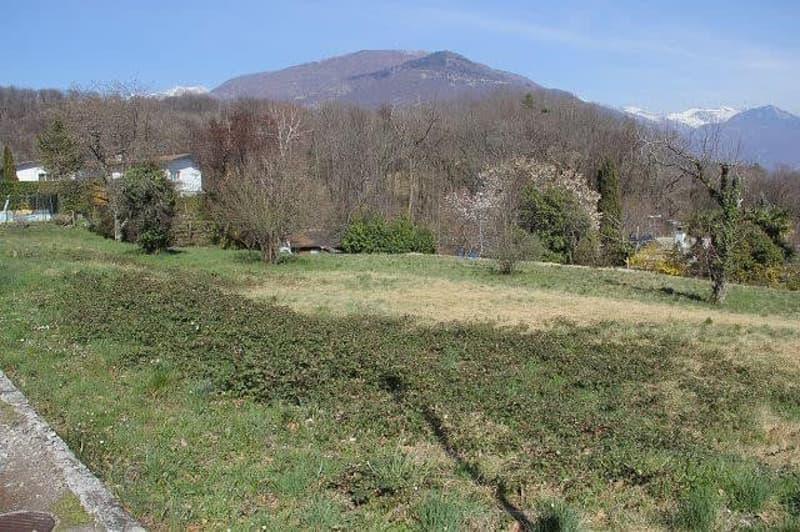 Baulandgrundstück mit schöner Aussicht / terreno edificabile con bella vista