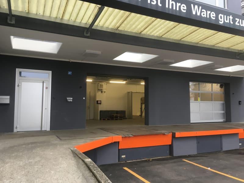 Lagerraum (188 m²) an optimaler Lage mit hervorragender Verkehrsanbindung