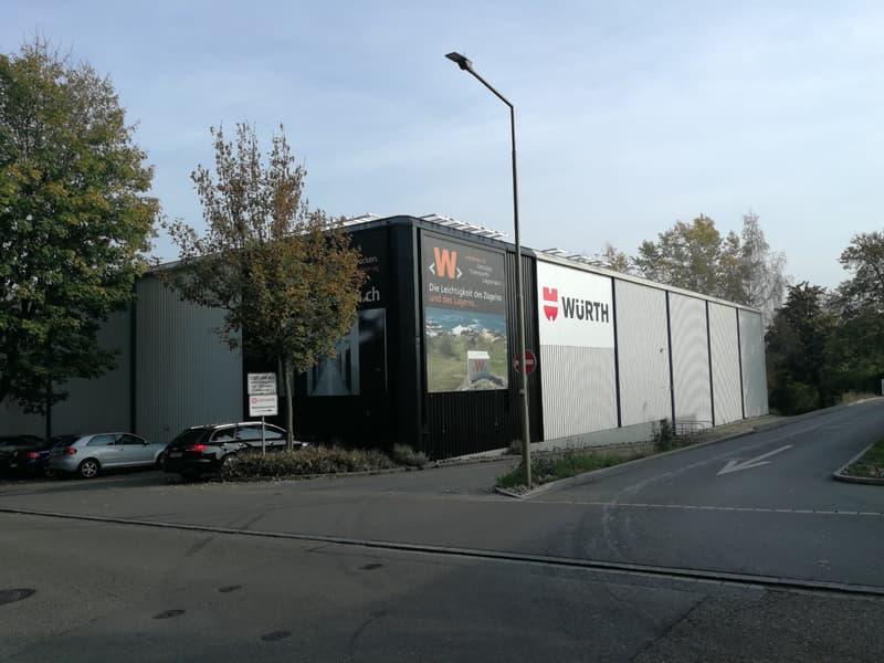 173 m² Lagerfläche an optimaler Verkehrslage