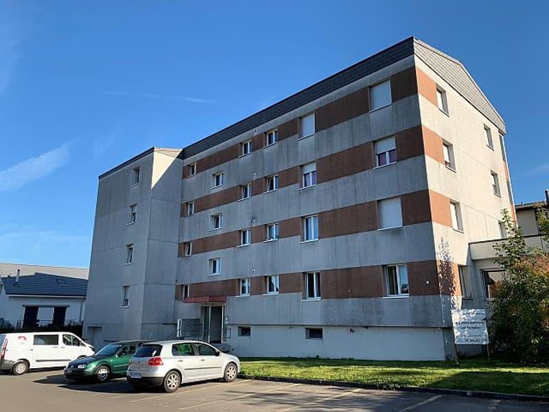 Familienfreundliche 4-Zimmer-Wohnung an ruhiger Lage