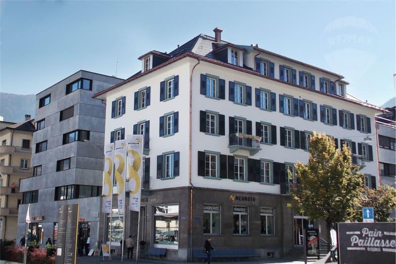 """4 1/2-Zimmerwohnung in der Überbauung """"Zentrum Post"""""""