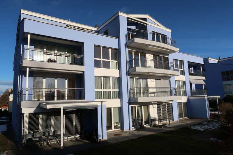 Familienfreundliche Wohnung mit Balkon, 1. Monat gratis mieten