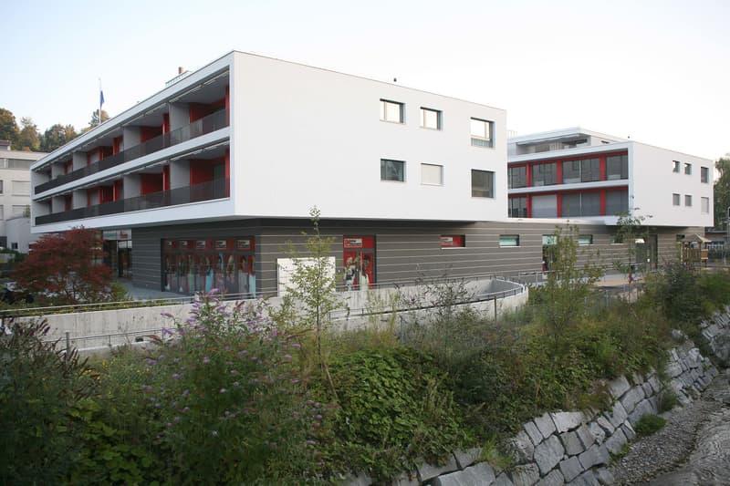 Dienstleistungsfläche im Zentrum von Willisau