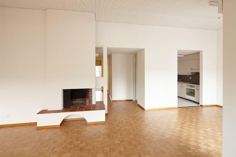 Grosszügige 4.5 - Zimmerwohnung im Dachgeschoss - NEU mit VIDEO