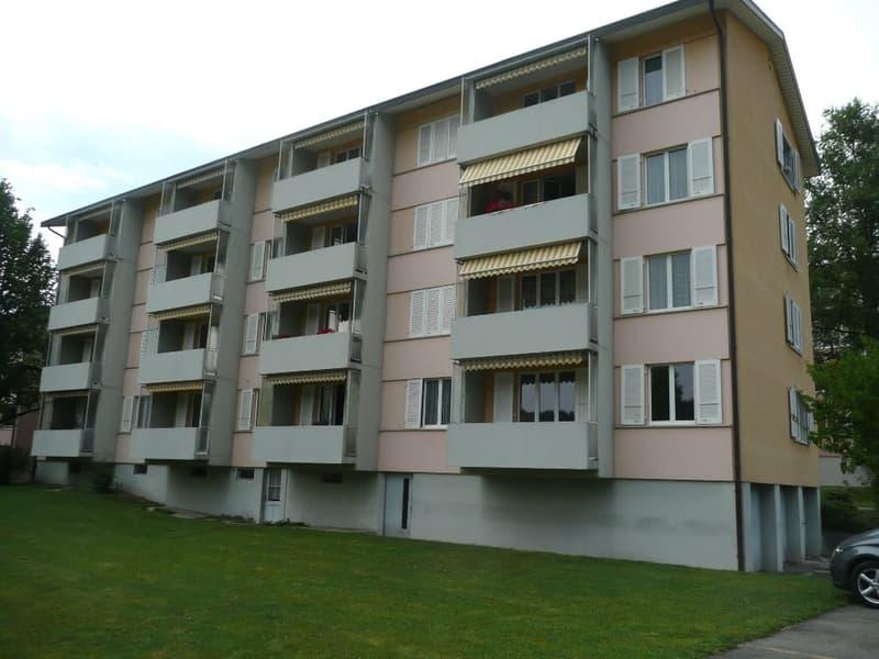 3 1/2-Zimmerwohnung, 2. Stock links