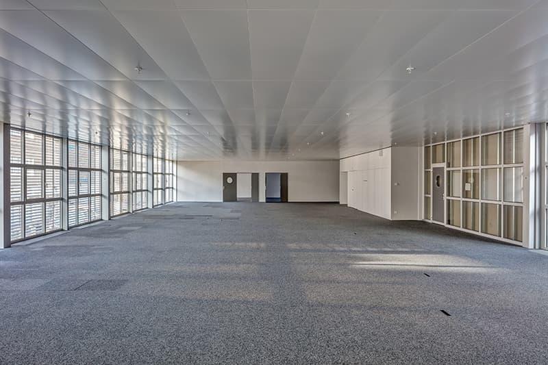 Helle Büroräumlichkeiten