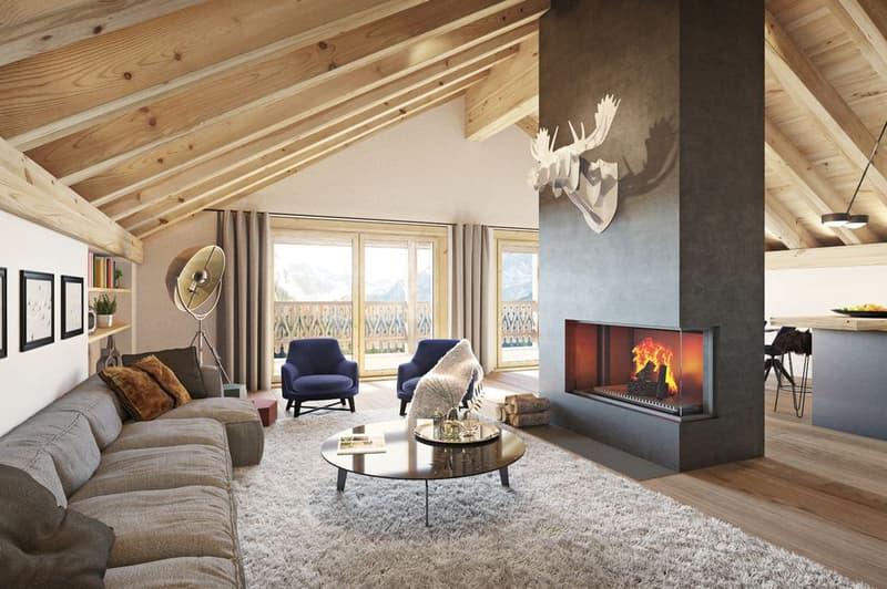 Résidence Le Montagnier - Duplex de standing avec belle vue