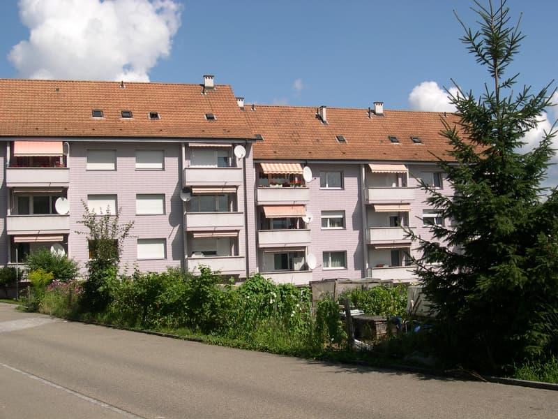 Helle 3-Zimmer Wohnung mit Balkon
