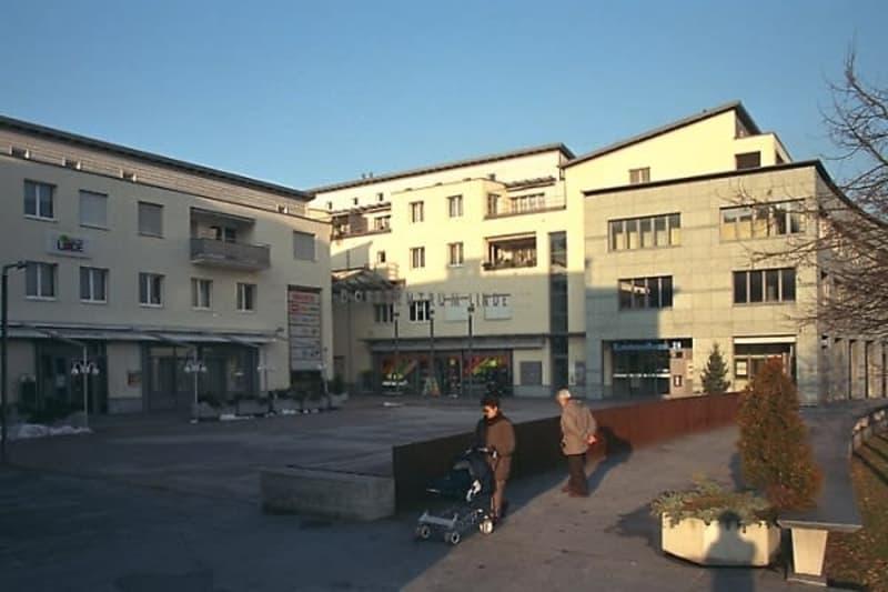 Lindenzentrum Gränichen, Geschäftsraum ca. 124 m2 1. OG