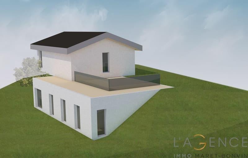 Villa individuelle à construire