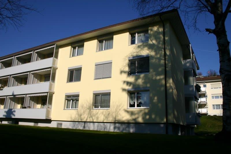 Ruhige und gemütliche Wohnung an ruhiger Quartierlage