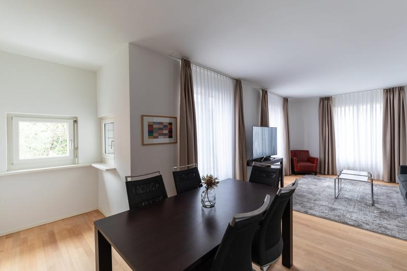 Peaceful location - fully furnished and serviced 2BR apartment - Neptun