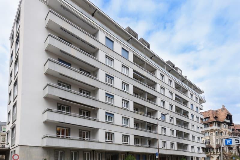 Magnifique appartement rénové dans le quartier de Champel (1)
