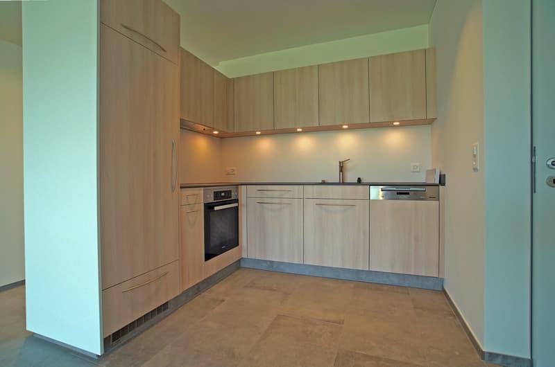 Ruhige 2.5 Zimmer Wohnung mit wunderschöner Aussicht (2)