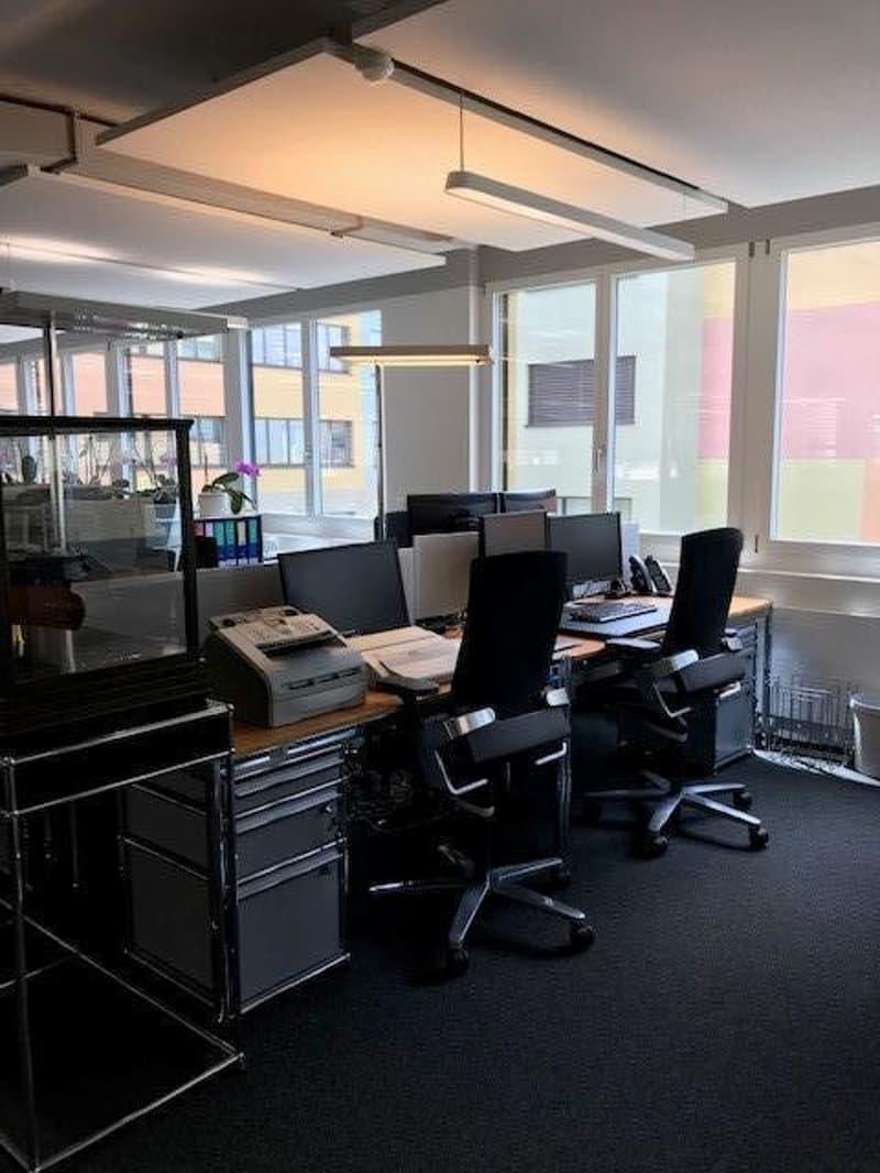 Wir vermieten einen Teil unserer Bürofläche - exklusiv ausgestattet (bezugsfertig)