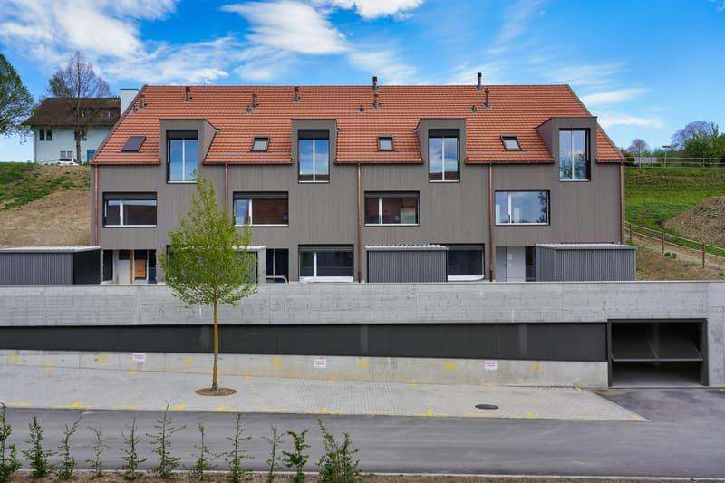 Hochwertige grosszügige Einfamilienhäuser in Flaach zu verkaufen