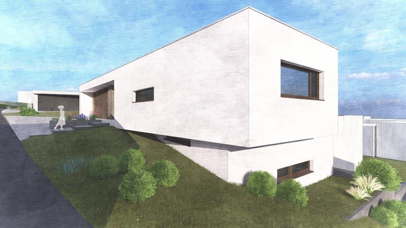 Bewilligtes Neubauprojekt - individuelle Ausbauoptionen! Unverbindliche Beratung & Besichtigung (2)