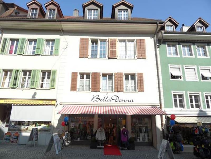 gemütliche 2 1/2-Zimmerwohnung inmitten der Altstadt