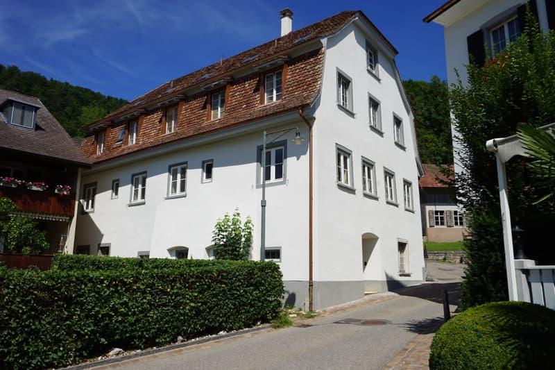 Schöne 4 Zimmer-Wohnung in barockem Altbau