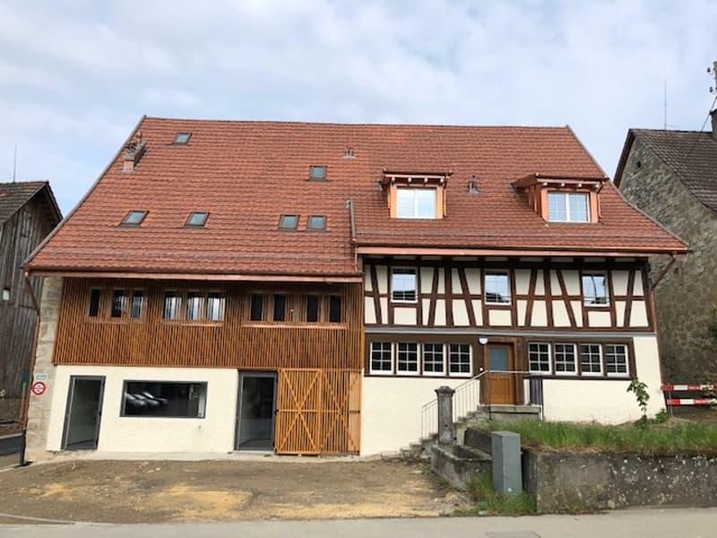 Gemütliches Wohnen im Grünen am oberen Dorfrand von Regensdorf-Watt