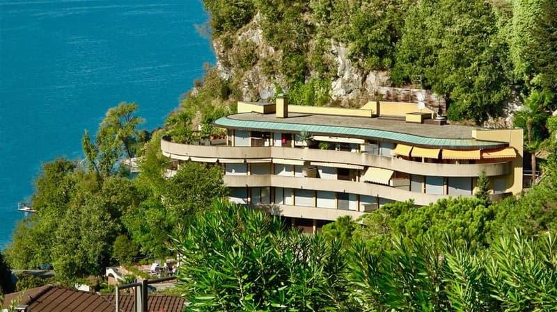 Residenza EDEN ROCK - 3 Appartamenti con Vista Lago in vendita